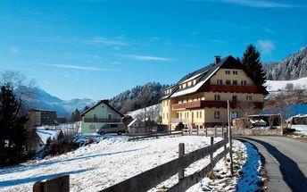 Landhaus Tauplitz - apartmány, Rakousko, Štýrsko - Tauplitzalm, 4 dní, Vlastní, Bez stravy, Alespoň 3 ★★★, sleva 0 %