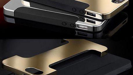 Elegantní zadní kryt na iPhone