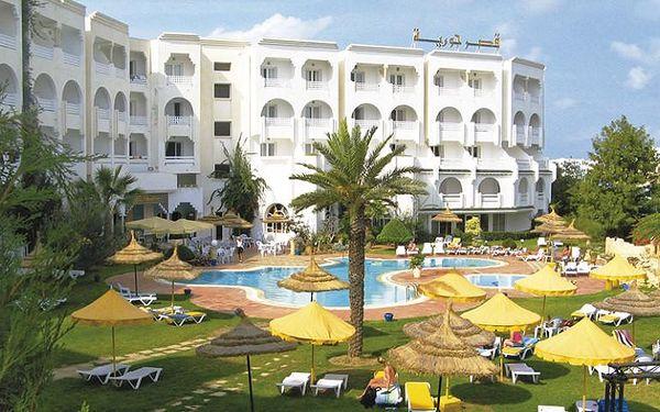 Tunisko, Port El Kantaoui, letecky na 4 dny s polopenzí