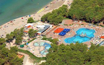 Chorvatsko - Zaton Holiday Resort - Riviéra Zadar / bez stravy, vlastní doprava, 16 nocí, 4 osoby
