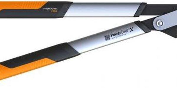 Fiskars PowerGearX Nůžky na silné větve dvoučepelové (M) (1020187), záruka 5 let
