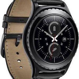 Chytré hodinky Samsung Galaxy Gear S2 clasic (SM-R7320ZKAXEZ) černé