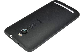 ASUS ZenFone 2 Bumper Case pro ZE500CL, černá - 90XB00RA-BSL2S0