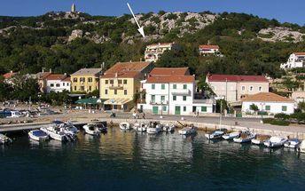 Chorvatsko - Apartmán Rebecca - Ostrov Krk / bez stravy, vlastní doprava, 14 nocí, 2 osoby