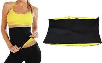 Speciální neotexový hubnoucí pás na břicho, se kterým je hubnutí rychlejší.