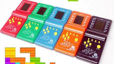 Herní konzole Tetris