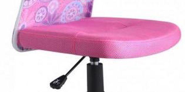 Dětská židle se vzorem Natania 2