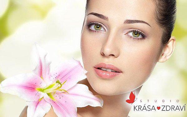Kosmetické ošetření pleti s vyhlazením a liftingem ve Studiu krása a zdraví v Ostravě