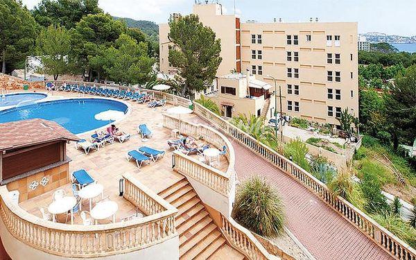 Španělsko, Mallorca, letecky na 4 dny se snídaní