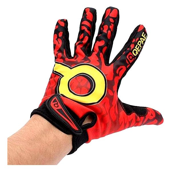 Zimní outdoorové rukavice na lyžování/cyklistiku