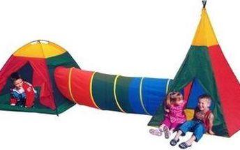Dětský stanový set Fantasie