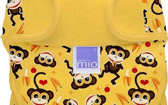 BAMBINO MIO Plenkové kalhotky Cheeky Monkey vel. I. (do 9kg)