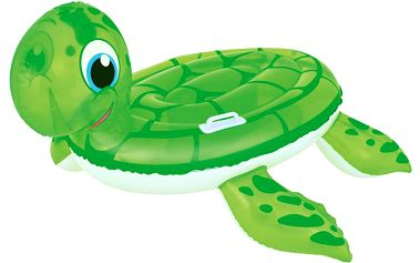 Bestway Nafukovací želva s držadly, 140 x 140 cm