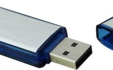 Mini USB diktafon s pamětí 4GB