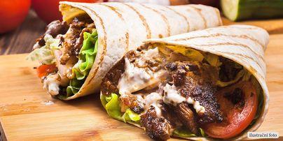 Originální Turecký kebab Bystrc