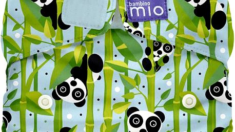 BAMBINO MIO Látková plenka all in one - Miosolo Pandamonium