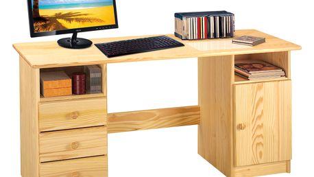 PC stůl 8847 lakovaný
