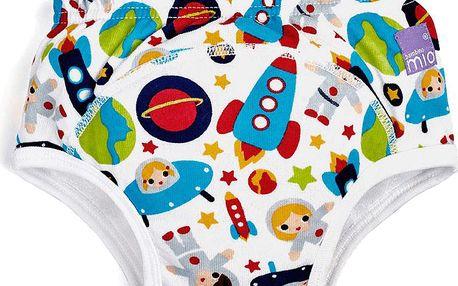 Bambino Mio učící plenkové kalhotky 11-13 kg outer space