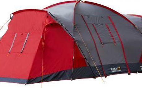 Campingový stan pro 6 osob Regatta RCE006 ATLIN 6