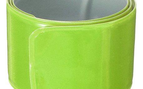 Svinovací reflexní páska - žlutá - dodání do 2 dnů