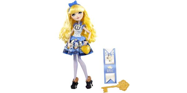Ever After High Šlechtici - Blondie Lockes