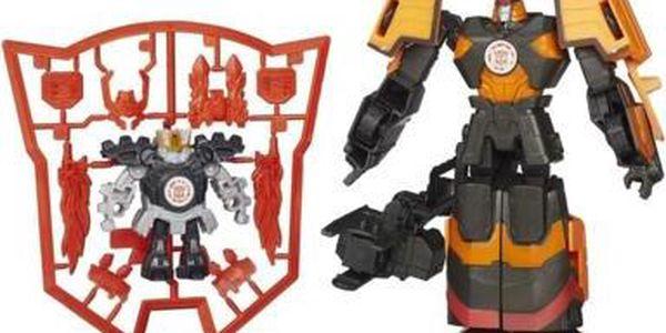 Transformers Rid - Souboj miniconů Autobot Drift a Jetstorm
