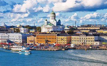 Expedice Pobaltí se snídaní - od Litvy po Finsko