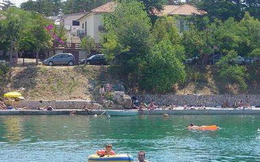 Chorvatsko - Apartmán 197-130 - Ostrov Krk / bez stravy, vlastní doprava, 13 nocí, 3 osoby