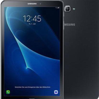 "Samsung SM-T580 Galaxy Tab A (2016), 10,1"" - 16GB, černá - SM-T580NZKAXEZ"