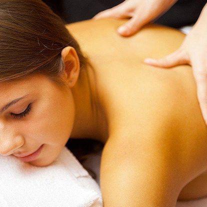 Vyberte si 50minutovou masáž