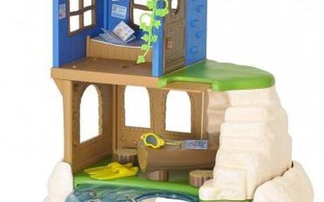 Sylvanian Families Zábavný hrací domeček u moře 5229