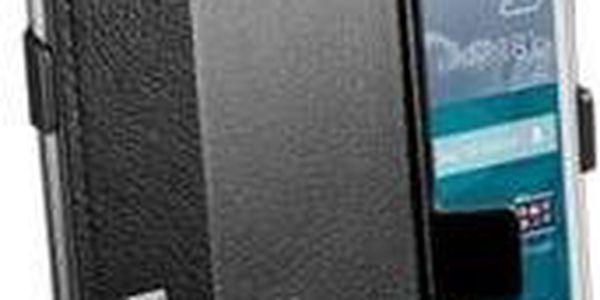 CellularLine Pouzdro typu kniha, Samsung Galaxy S5 Mini, černé