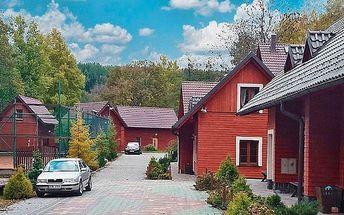 Pronájem chaty v Jeseníkách až pro 12 osob