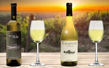 Dokonalá letní vína z Itálie