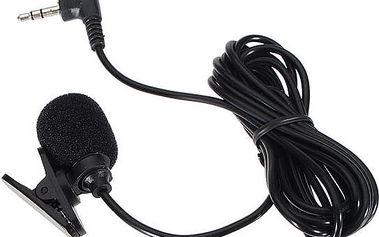 Mini mikrofon s klipem