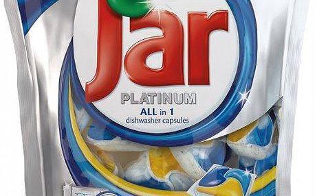 Jar Tablety do myčky All in 1 Platinum 40 ks