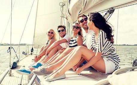 Dovolená na jachtě v Chorvatsku s možností kapitánských zkoušek