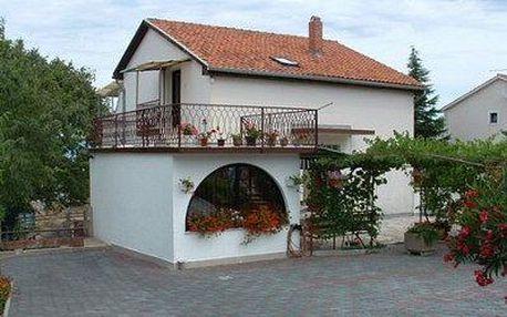 Chorvatsko - Apartmány 400-29 - Ostrov Krk / bez stravy, vlastní doprava, 13 nocí, 4 osoby