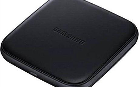Sada pro bezdrátové nabíjení Samsung Wireless Charger mini (EP-PA510BB) (EP-PA510BBEGWW) černá