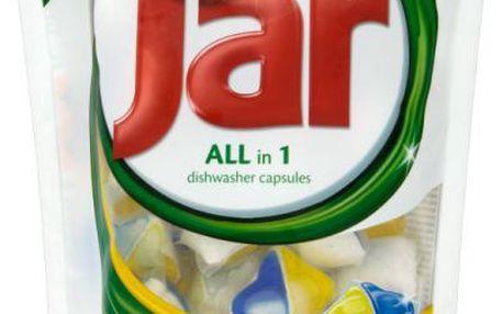 Jar Tablety do myčky All in 1 Lemon 52 ks