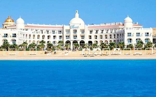Egypt, Hurghada, letecky na 5 dní s all inclusive