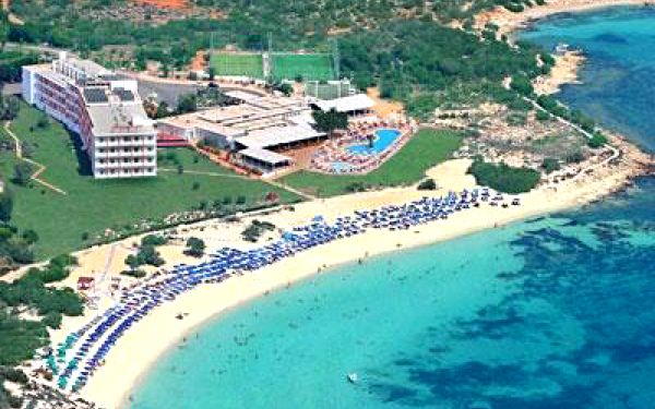 Kypr - Agia Napa na 8 až 12 dní, all inclusive nebo polopenze s dopravou letecky z Prahy
