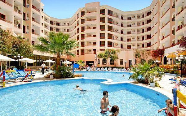 Egypt, Hurghada, letecky na 5 dní s polopenzí