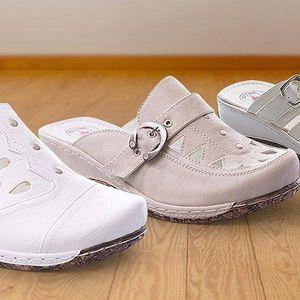 Kvalitní a pohodlné pantofle Koka