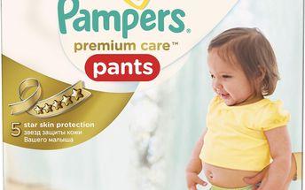 Pampers Premium Care Pants 4 Maxi 9-14kg, 22ks kalhotkové pleny - jednorázové