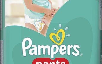 Pampers Pants plenkové kalhotky 5 Junior (12-18 kg), 48 ks - jednorázové pleny