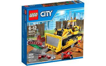 LEGO® City 60074 Demolition Buldozer