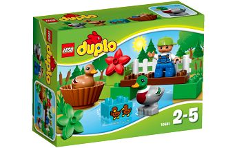 LEGO® DUPLO Town 10581 Divoké kachny