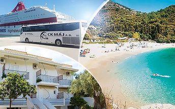 Západní Řecko: Sivota, zájezd na 14-18 dní pro 1 osobu včetně dopravy, ubytování, průvodce