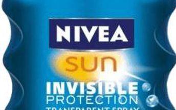 NIVEA SUN Neviditelný spray na opalování OF 20